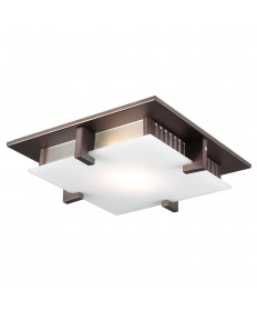 PLC Lighting 906ORBLED 1 Light Ceiling Light Polipo Collection