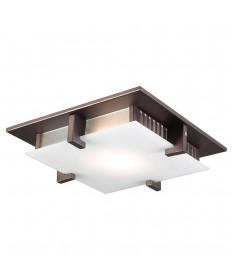 PLC Lighting 906 ORB 1 Light Ceiling Light Polipo Collection