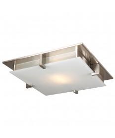 PLC Lighting 907/CFL SN Polipo Collection