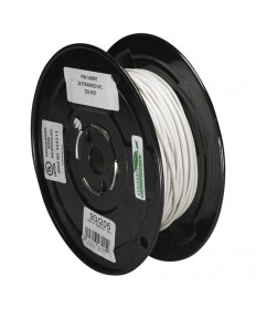 Satco 93/205 Satco 93-205 18/1 Stranded 200C SF-1 Wire 250FT White Spool Wire