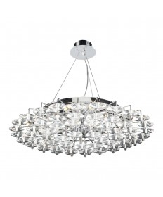 PLC Lighting 96987 PC Diamente Collection