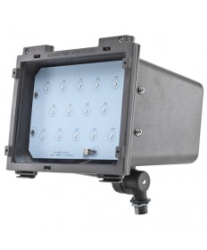 Halco 99901 FL1/CL25BZ50/LED LED SMALL FLOOD LIGHT BRONZE 120-277V 25W