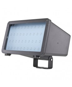 Halco 99903 FL3/CL75BZ50/LED LED LARGE FLOOD LIGHT BRONZE 120-277V 75W