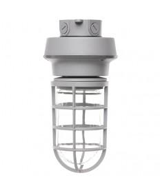 Halco 99904 VT1/CL13GRY50/CM/LED LED VAPORTIGHT LIGHT GREY CEILING