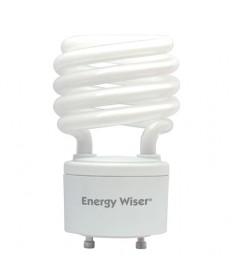 Bulbrite 509709 | 23 Watt Energy Wiser Compact Fluorescent T3 Coil