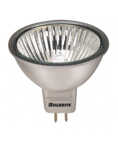 Bulbrite 638521 | 50 Watt Dimmable Halogen MR16 Bulb, Bi-Pin GU5.3