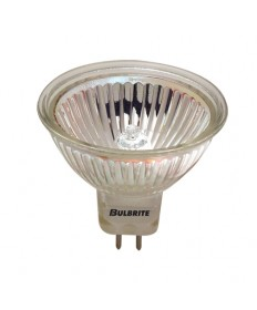 Bulbrite 641375 | 75 Watt Dimmable Halogen MR16 Bulb, Bi-Pin GU5.3