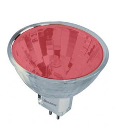 Bulbrite 637320 | 20 Watt Dimmable Color Light Halogen MR11, Bi-Pin
