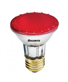 Bulbrite 683507 | 50 Watt Dimmable Colored Light Halogen PAR20, Medium