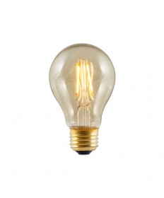 Bulbrite 776502 | 4-Watt LED Nostalgic A19, 1910 Edison Filament