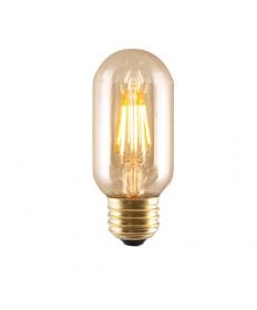 Bulbrite 776505 | 4-Watt LED Nostalgic Radio Tube Bulb, 60W