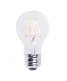 Bulbrite 776572 | LED5A19/227K/FIL/2 5 Watt LED Clear Filament