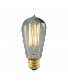 Bulbrite 154019 | 40 Watt Nostalgic Edison ST18 Bulb, Vintage Thread