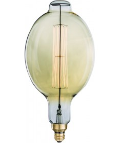 Bulbrite 137201 | 60 Watt Incandescent Grand Nostalgic Thread Filament