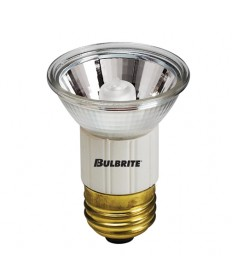 Bulbrite 633075 | 75 Watt Dimmable Halogen MR16 Bulb, Medium Base