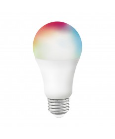 Satco S11252 9.5 Watts A19 LED Smart Bulb RGB & Tunable White Starfish Smart Bulb 120 Volts