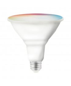 Satco S11258 15PAR38/LED/RGB/TW/SF 15 Watts 120 Volts LED Light Bulb