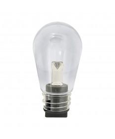 Satco S11273 1S14/LED/RGBW/12V/SF/2PK 1 Watts 12 Volts LED Light Bulb
