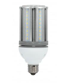 Satco S29670 18W/LED/HID/27K/100-277V/E26 18 Watts 100-277 Volts 2700K