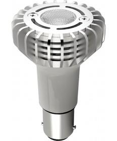 Satco S9004 3WLED/1383/ELEVATOR/12V AC/DC 3 Watts 12 Volts 3000K LED