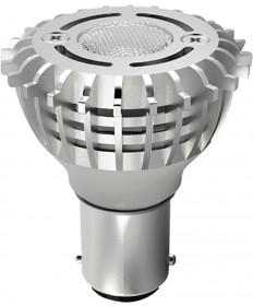 Satco S9005 2WLED/GBF/ELEVATOR/12VAC/DC 2 Watts 12 Volts 3000K LED