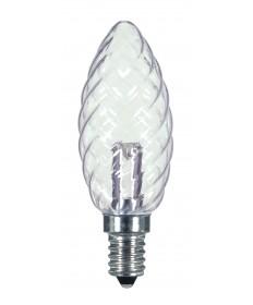Satco S9155 1W CTD/LED/CRYSTAL/120V/CD 1 Watts 120 Volts 2700K LED