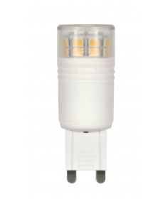 Satco S9225 LED 3.0W G9 220L 5000K DIM 3 Watts 120 Volts 5000K LED