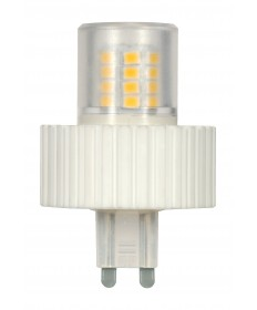 Satco S9226 LED 5.0W G9 450L 3000K 5 Watts 120 Volts 3000K LED Light