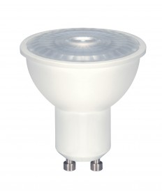 Satco S9384 6.5MR16/LED/40'/40K/120V/GU10 6.5 Watts 120 Volts 4000K