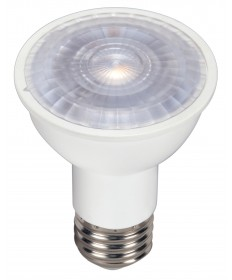 Satco S9388 6.5PAR16/LED/40'/3000K/120V 6.5 Watts 120 Volts 3000K LED
