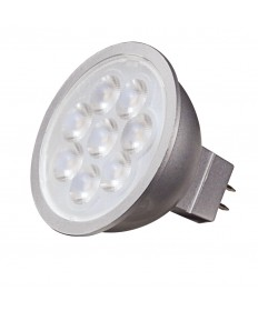Satco S9494 6.5MR16/LED/25'/50K/12V 6.5 Watts 12 Volts 5000K LED Light