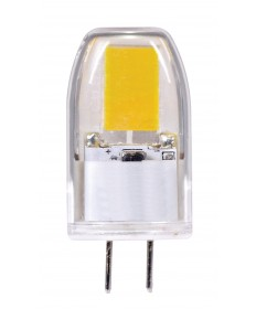 Satco S9545 LED 3W JC/G6.35 12V 5000K 300L 3 Watts 12 Volts 5000K LED