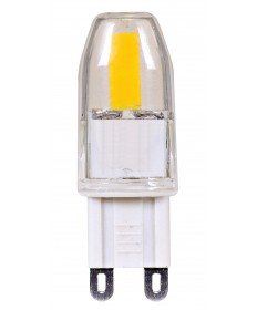 Satco S9546 LED 1.6W JCD/G9 120V 3000K 1.6 Watts 120 Volts 3000K LED
