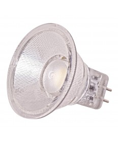 Satco S9551 1.6MR11/LED/40'/5000K/12V 1.6 Watts 12 Volts 5000K LED
