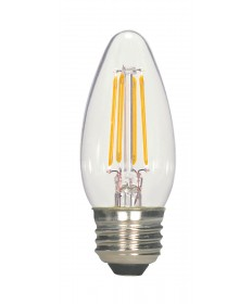 Satco S9569 4.5W ETC/LED/27K/120V 4.5 Watts 120 Volts 2700K LED Light