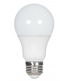 Satco S9662 6A19/220/LED/5K/230V/E27 6 Watts 230 Volts 5000K LED Light