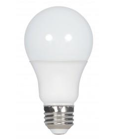 Satco S9663 9.5A19/220/LED/3K/230V/E27 9.5 Watts 230 Volts 3000K LED