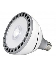 Satco S9760 18W/LED/PAR38/3000K/100-277V 18 Watts 100-277 Volts 3000K