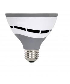 Satco S9762 12W/LED/PAR30/SN/3K/100-277V 12 Watts 100-277 Volts 3000K
