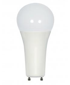Satco S9819 15.5A21/LED/27K/1600/120V/GU24 15.5 Watts 120 Volts 2700K