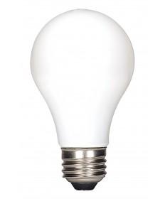 Satco S9825 6.5A19/SW/LED/E26/27K/120V 6.5 Watts 120 Volts 2700K LED