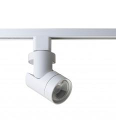 Nuvo Lighting TH431 1 Light LED 12W Track Head Barrel White 24 Deg.