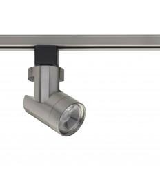 Nuvo Lighting TH437 1 Light LED 12W Track Head Barrel Brushed Nickel