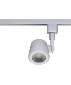 Nuvo Lighting TH451 1 Light LED 12W Track Head Taper Back White 24