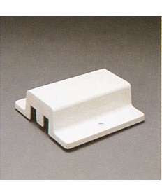 PLC Lighting TR2126 WH Track Lighting Two-Circuit Accessories