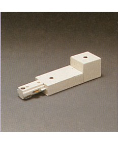 PLC Lighting TR2128 WH Track Lighting Two-Circuit Accessories