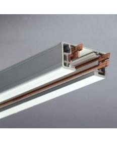 PLC Lighting TR248 BK Track Lighting Two-Circuit Accessories