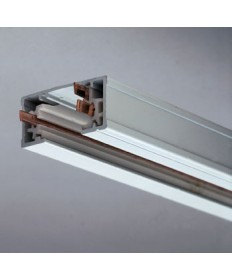 PLC Lighting TR24 WH Track Lighting One-Circuit Accessories Collection
