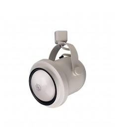 PLC Lighting TR302M WH Track Lighting 1 Light  Bell-I Collection
