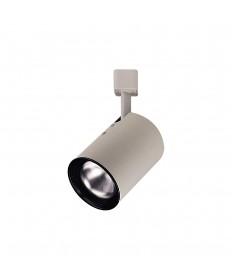 PLC Lighting TR305S SN Track Lighting 1 Light  Cylinder Collection